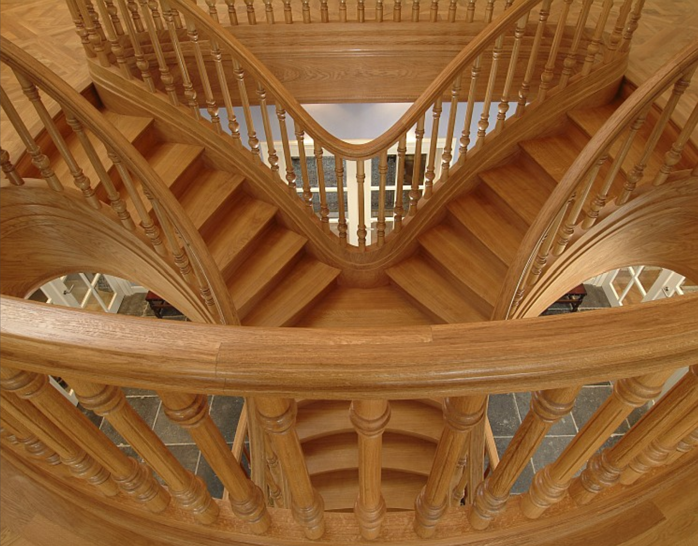 stairs owls image 1
